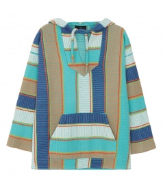 KNITWEAR - LARGE BAJA SWEATSHIRT