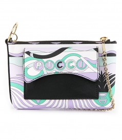 BAGS - LA VILLA PRINT MICRO SHOULDER BAG