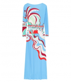 EMILIO PUCCI - LONG DRESS BELT