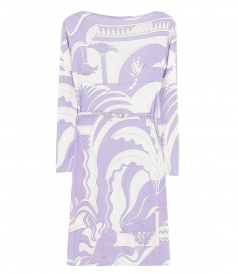 EMILIO PUCCI - DRESS WITH BELT