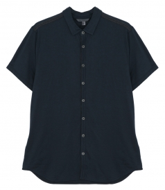 SHIRTS - SS BUTTON SHIRT