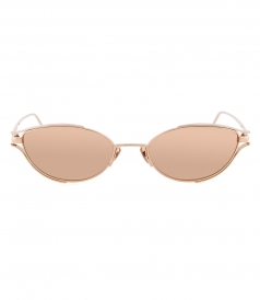 SUNGLASSES - LFL947C3SUN ROSE GOLD