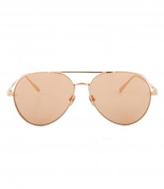 SUNGLASSES - LFL792C6SUN ROSE GOLD