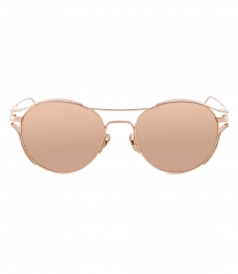 SUNGLASSES - LFL847C1SUN KENNEDY YELLOW GOLD