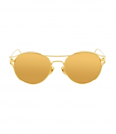 SUNGLASSES - LFL944C1SUN YELLOW GOLD