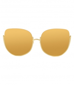 SUNGLASSES - LFL944C3SUN ROSE GOLD