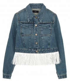 CLOTHES - HAWAIIAN JACKET DENIM