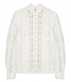 ZIMMERMANN - MONCUR STUDDED SHIRT