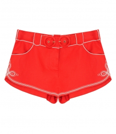 CLOTHES - NINETY SIX CORDED SHORTS