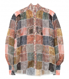 ZIMMERMANN - NINETY SIX PATCH BLOUSE