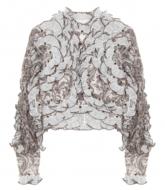 ZIMMERMANN - ZIPPY FAN BODICE