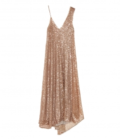 CLOTHES - SEQUINS SLIPDRESS