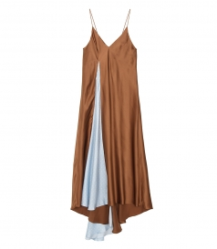 CLOTHES - LONG TRAIL SLIPDRESS