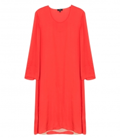 CLOTHES - FLUID MIDI DRESS