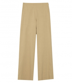 CLOTHES - CLEAN WIDE LEG PANT