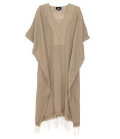 CLOTHES - V NECK KAFTAN
