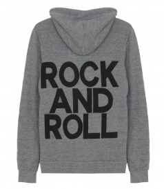 CLOTHES - ROCK N ROLL HOODIE