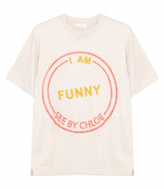 SEE BY CHLOE - T SHIRT