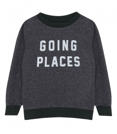 CLOTHES - GOING PLACES PULLOVER (KIDS)