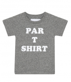 CLOTHES - PAR T SHIRT CREW (KIDS)