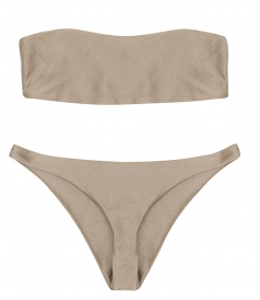 CLOTHES - ALL AROUND BANDEAU WITH BOUND BOTTOM
