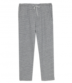 SALES - FRENCH TERRY OPEN BOTTOM SWEATPANT