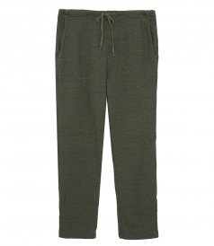 ACTIVEWEAR - FRENCH TERRY OPEN BOTTOM SWEATPANT