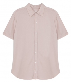SALES - S/S SUPIMA JERSEY EASY SHIRT