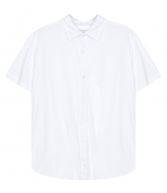 SHIRTS - S/S SUPIMA JERSEY EASY SHIRT