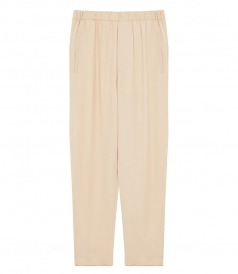 JUST IN - VISCOSE CREPE PANTS