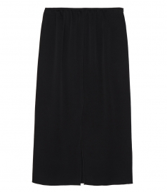 JUST IN - VISCOSE PENCIL SKIRT