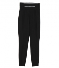 ALEXANDER WANG - STRETCH TWILL LEGGING
