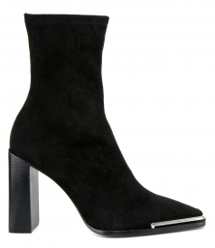 SHOES - MARSCHA BLACK SUEDE