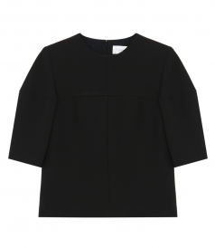 TOPS - STRUCTURED SLEEVE TOP
