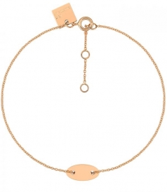 GINETTE_NY - BRACELET ALL METAL