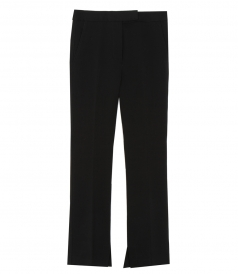 CLOTHES - TOP STITCH SEAMLINE TWILL PANT