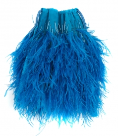 BAGS - OSTRICH FEATHERS BAG
