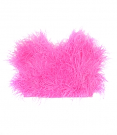 CLOTHES - OSTRICH FEATHER