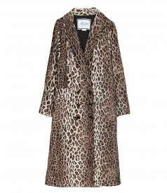 COATS - LEO NATURAL LONG COAT