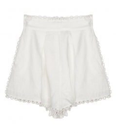 ZIMMERMANN - ALLIA HIGH WAISTED SHORT