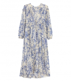 ZIMMERMANN - VERITY GATHERED YOKE DRESS