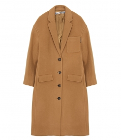 COATS - DROP SHOULDER COAT