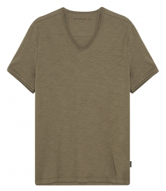 T-SHIRTS - MILES SHORT SLEEVE SLUB
