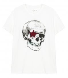 T-SHIRTS - SS TEE SKULL STAR EYE