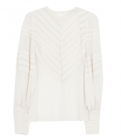 ZIMMERMANN - SABOTAGE FOLDED TUCK BLOUSE