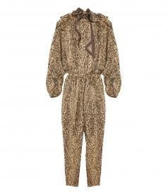 ZIMMERMANN - ESPIONAGE DRAWN JUMPSUIT
