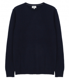 CLOTHES - LIGHT CASHMERE CREW NECK PULLOVER
