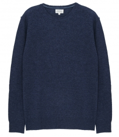SWEATER - LIGHT CASHMERE CREW NECK PULLOVER