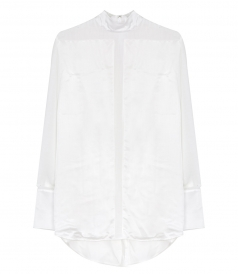 CLOTHES - SHEER PANEL TOP