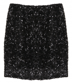 REDEMPTION - BANDEAU PAILLETTES MINI SKIRT